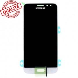 Ecran LCD Samsung Galaxy J3 2016 SM-J320F Blanc GH97-18414A