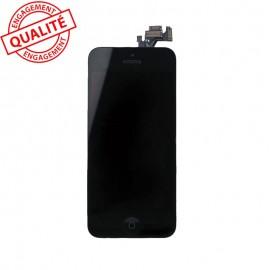 Ecran lcd iphone 5c noir Complet