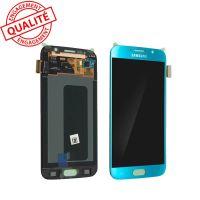 Ecran LCD Samsung Galaxy s6 SM-G920F Bleu ciel GH97-17260d