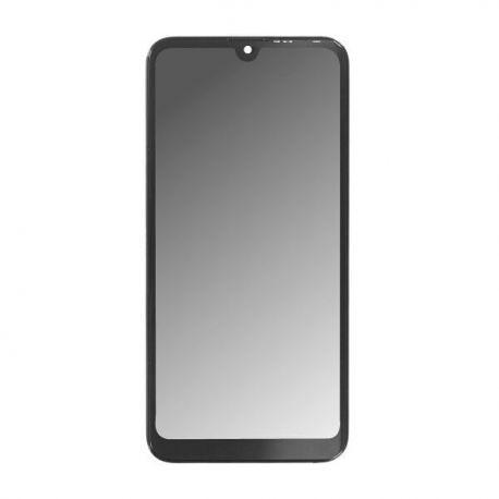 Ecran lcd Huawei Y7 2019 sur chassis noir sans logo