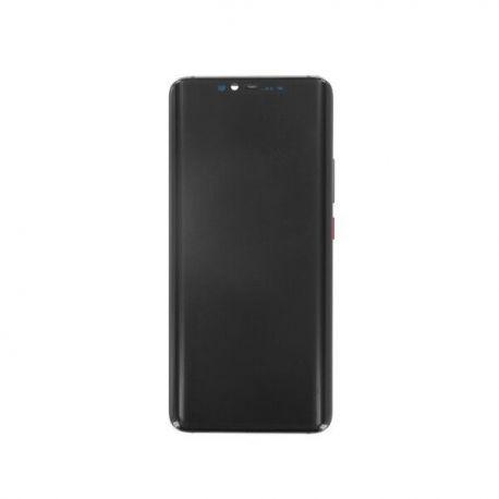 Ecran lcd Huawei Mate 20 Pro sur chassis noir