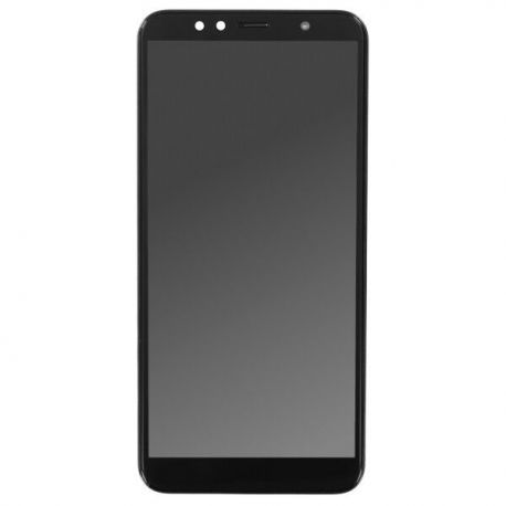 Ecran lcd Huawei Y6 2018 sur chassis noir sans logo