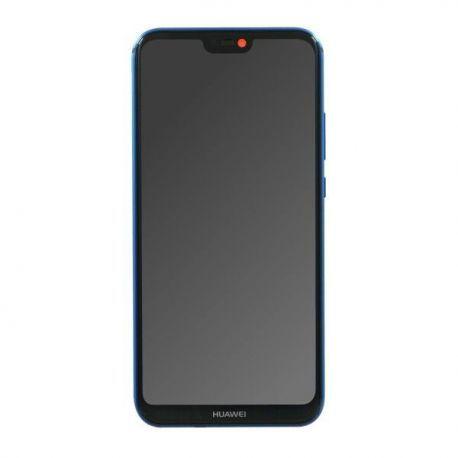 Ecran lcd Huawei P20 Lite bleu