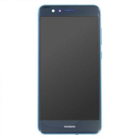 Ecran lcd Huawei P10 Lite sur chassis bleu