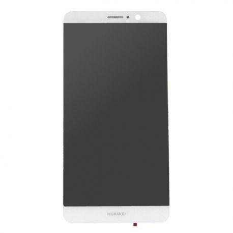 Ecran lcd Huawei Mate 9 sur chassis blanc
