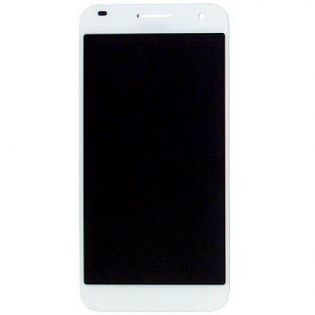 Ecran lcd Huawei Ascend G7 blanc
