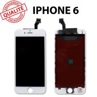 Ecran lcd iphone 6 blanc