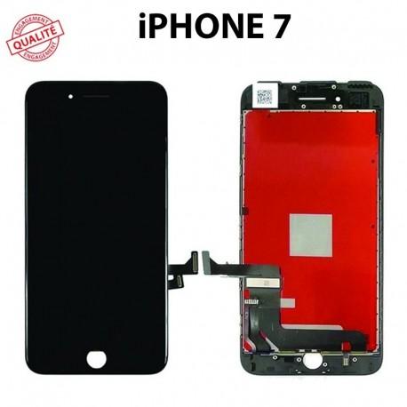 Ecran lcd Appple iphone 7 noir sans kit outils