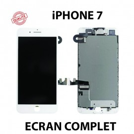Ecran iphone 7 blanc Complet
