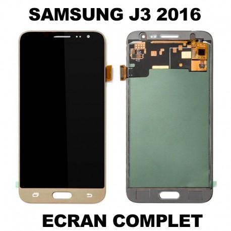 Ecran LCD Samsung J3 2016 Or