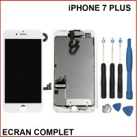 Ecran lcd iphone 7 plus blanc