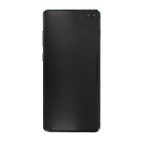 Ecran Samsung Galaxy S10 Plus G975F prism vert