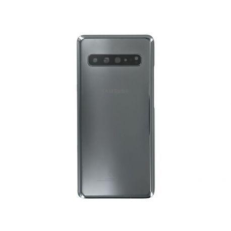 Vitre arrière Samsung Galaxy S10 5G G977F majestic noir