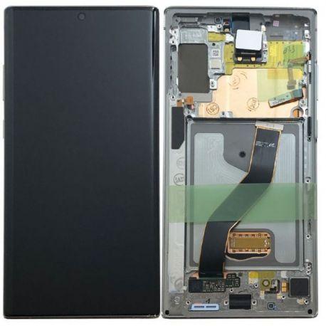 Ecran Samsung Galaxy Note 10+/ 5G N975F/N976F Aura Glow/argent