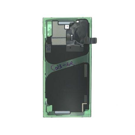 Vitre arrière Samsung Galaxy Note 10+ 5G SM-N976F aura noir