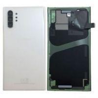 Vitre arrière Samsung Galaxy Note 10+ SM-N975F blanc