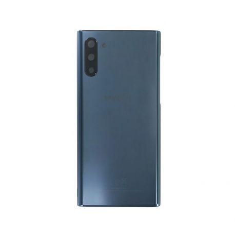 Vitre arrière Samsung Galaxy Note 10 SM-N970F noir