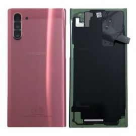 Vitre arrière Samsung Galaxy Note 10 SM-N970F pink