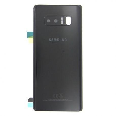 Vitre arrière Vitre arrière Samsung Galaxy Note 8 G950F - Noir