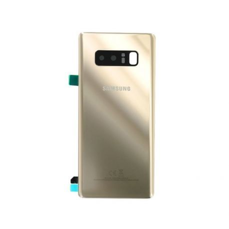 Vitre arrière Samsung Galaxy Note 8 N950F or