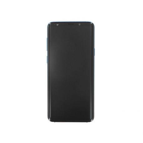 Ecran Samsung Galaxy S9 plus G965F polaris bleu
