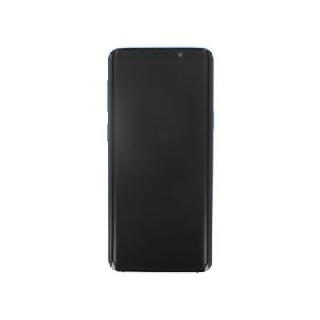 Ecran Samsung Galaxy S9 G960F polaris bleu