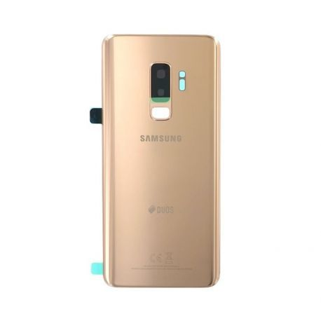 Vitre arrière Samsung Galaxy S9+ Duos G965F/DS or