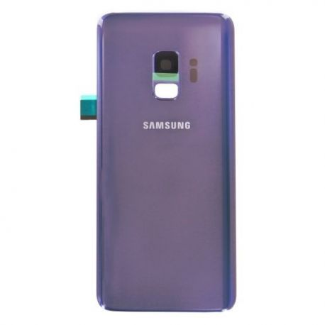 Samsung Galaxy S9 G960F Cache batterie purple