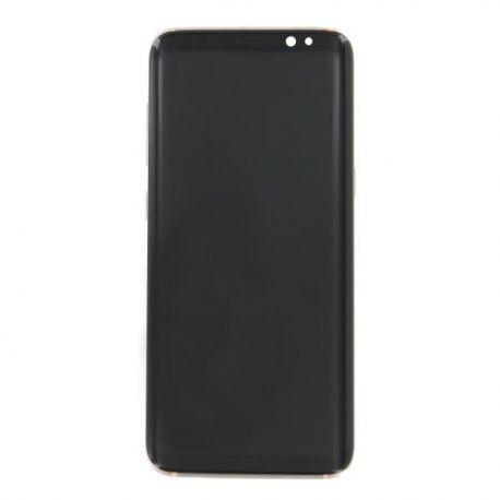 Ecran complet Samsung Galaxy S8 G950F - rose