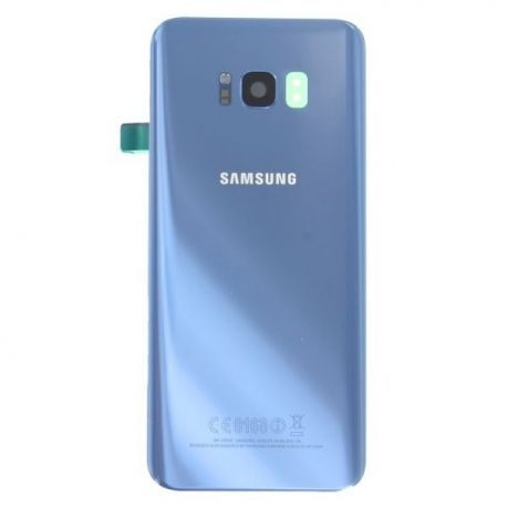 Vitre arrière Vitre arrière Samsung Galaxy S8 Plus G955F - Bleu