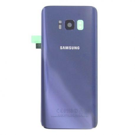 Vitre arrière Vitre arrière Samsung Galaxy S8 G950F - Violet